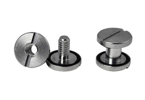 "Apeks Book Screw Kit 3/4"" 2-Pack"