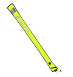 Apeks Surface Marker Buoy Yellow