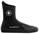 Aqua Lung 5mm Superzip Boots Black