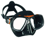 Aqua Lung Look 2 Mask Black/Orange
