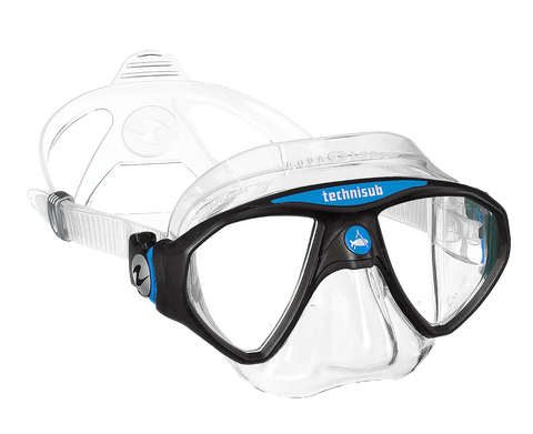 Aqua Lung Micromask Clear/Blue
