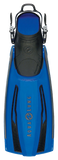 Aqua Lung Stratos ADJ Fins Blue