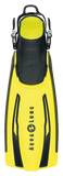 Aqua Lung Stratos ADJ Fins Yellow