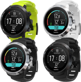 Suunto D5 Dive Computer line up