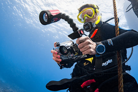 PADI Digital Underwater Photographer Specialty