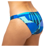 Fourth Element Ocean Positive Dusky Bikini Bottom Blue