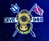 Dive Club Stickers