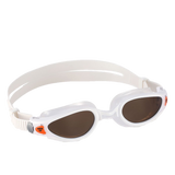 Kaiman EXO Goggle brown polarized lens White Orange