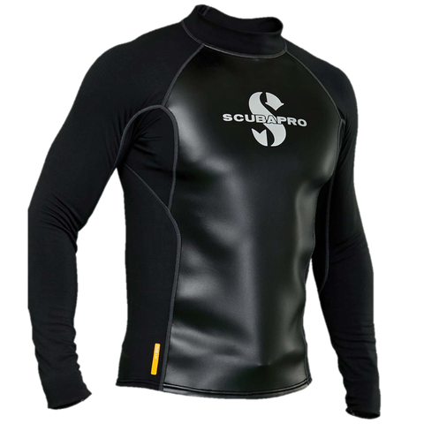 ScubaPro Men's Hybrid Thermal Long Sleeve Top
