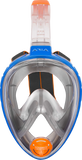 Ocean Reef Aria Classic Full Face Snorkel Mask Blue