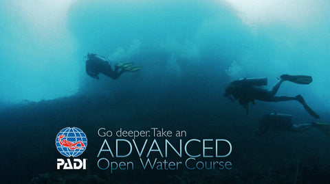PADI Advanced Diver Course