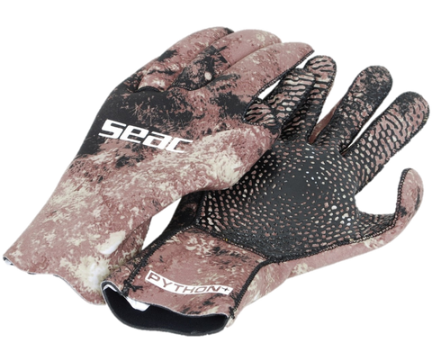 SEAC Python 2mm Ultraflex 200 Gloves, Camo