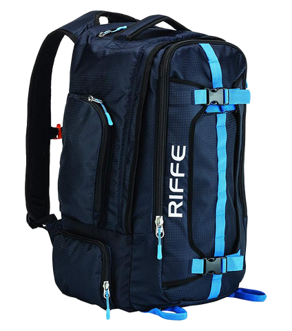Riffe Navy Drifter Utility Pack Backpack