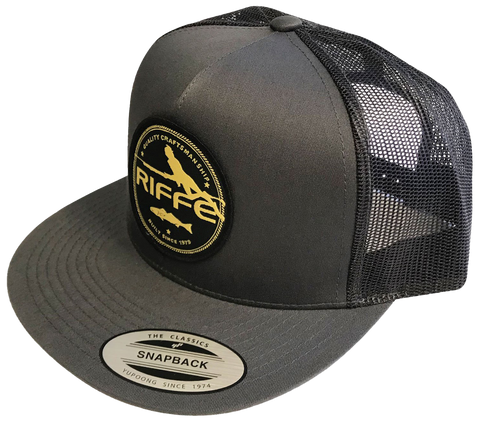 Riffe Quest Hat Grey
