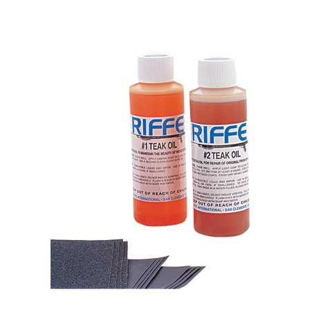 Riffe Wood Speargun Maintenance Kit for Scuba Diving and Spearfishing