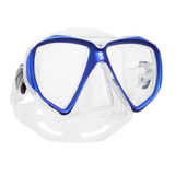 ScubaPro Spectra Blue with Clear Skirt