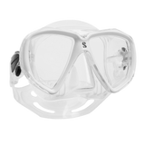 ScubaPro Spectra White with Clear Skirt