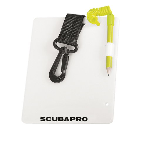 Scubapro Flourescent Slate w/ Pencil