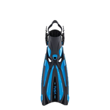 Tusa Solla Fins - Fish Tail Blue