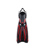Tusa Solla Fins - Metallic Dark Red