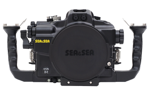 Sea & Sea MDX-R Underwater Housing for Canon EOS R