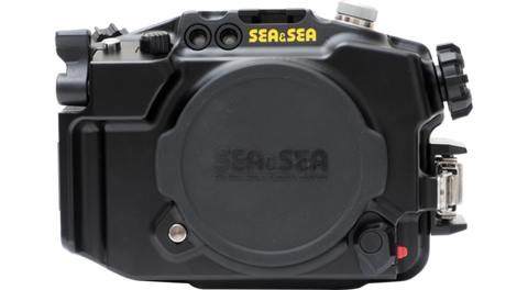Sea & Sea MDX-α6300 Underwater Housing for SONY a6500/a6300/a6000
