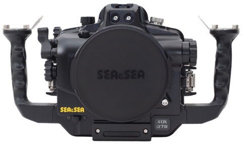 Sea & Sea MDX-α7III Underwater Housing for SONY α7III and α7RIII