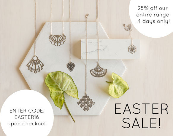 Easter Sale - Now on!