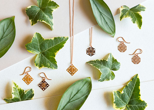 Introducing our new Modern Bohemian Gold & Rose Gold Ranges