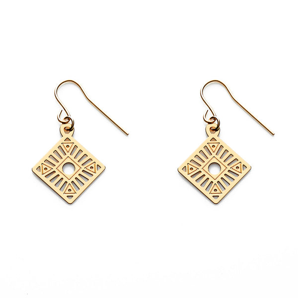 Gold Koda Earrings