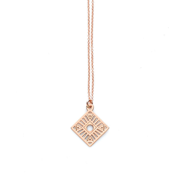Rose Gold Koda Pendant