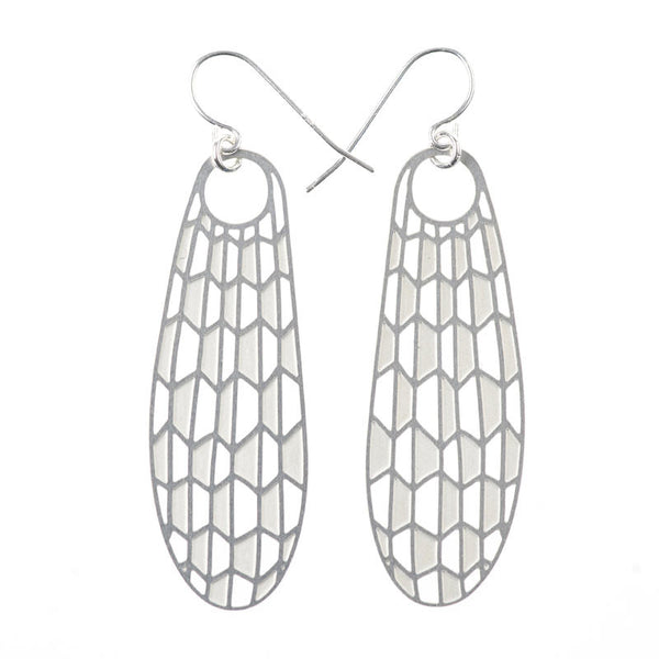 Concertina Earrings