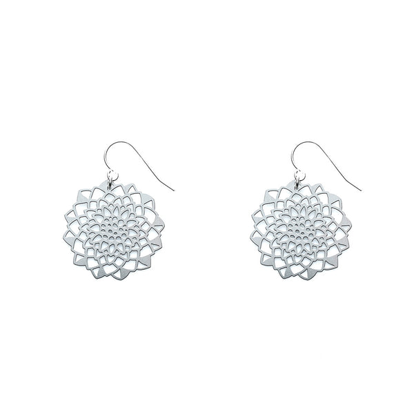 SS Dahlia Earrings