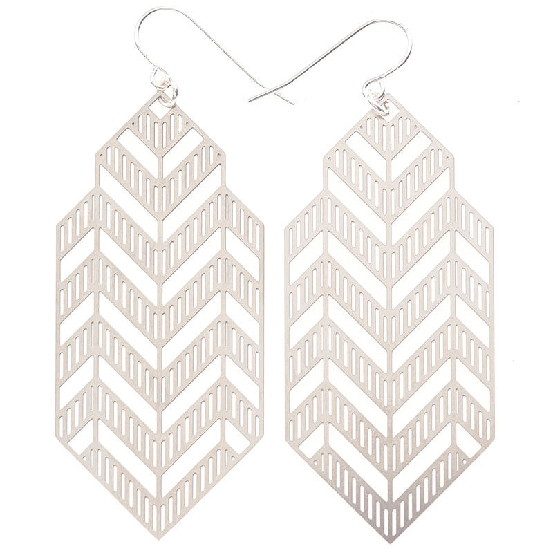 Deco Large Earrings