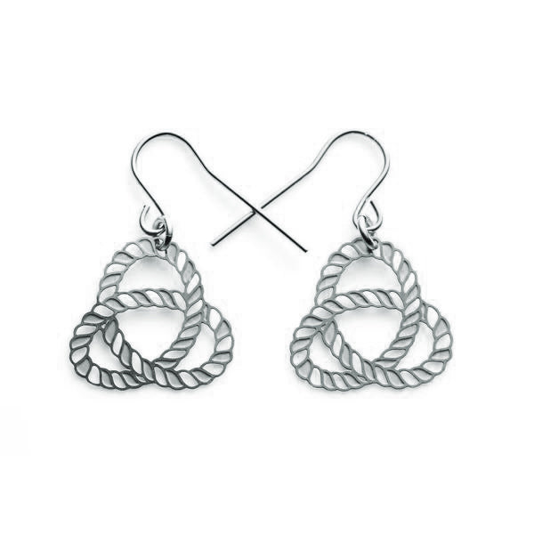 Knot Small Earrings