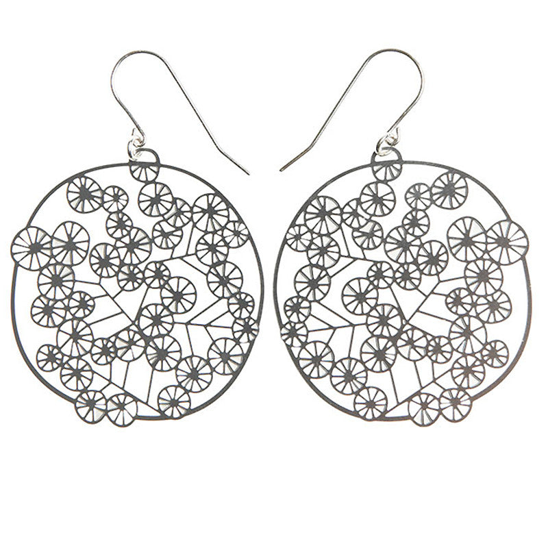 Wattle Large Earrings