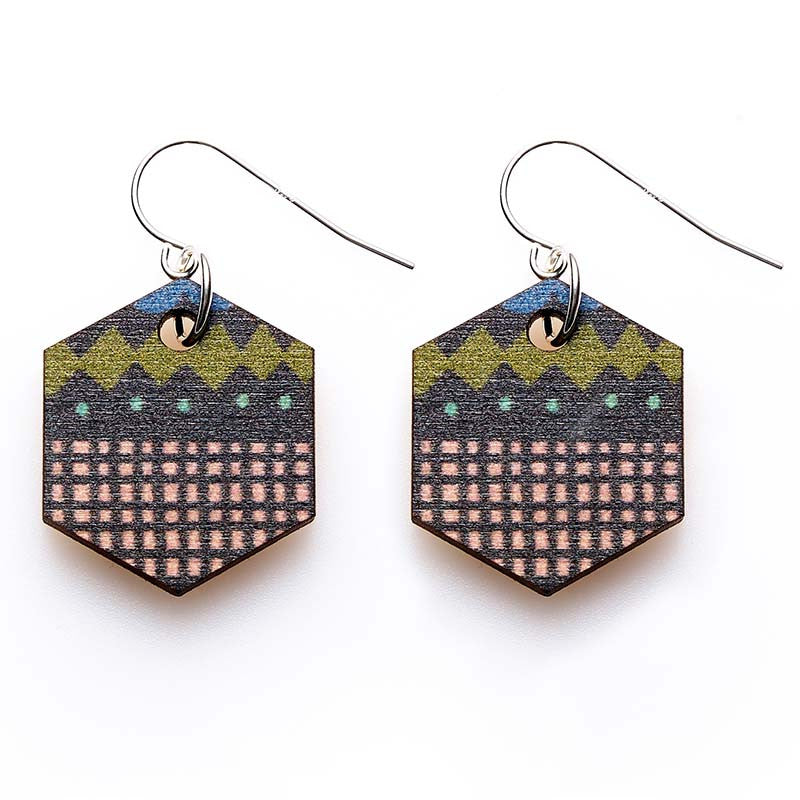 Copenhagen Earrings - Multi