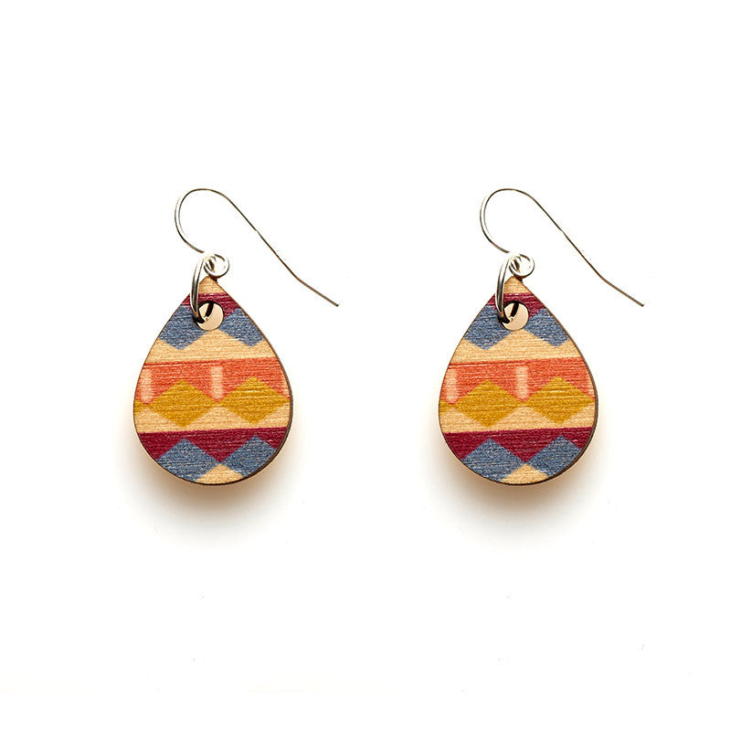 Teardrop Earrings - Arcadia