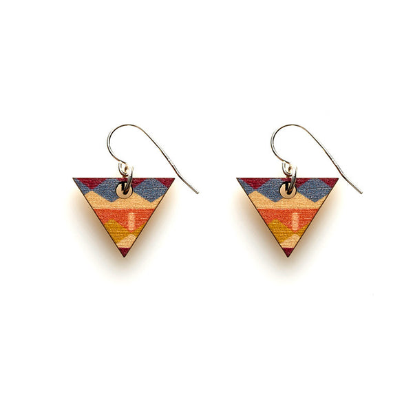 Tri Earrings - Arcadia