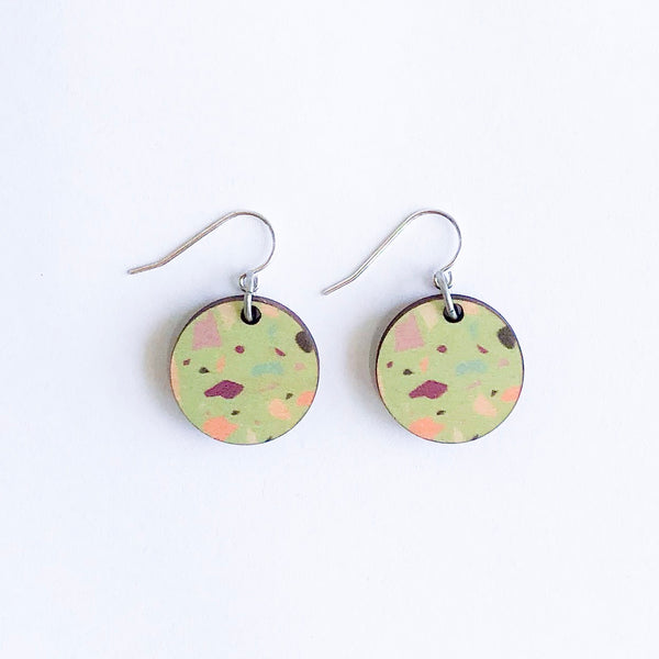 Orbit Earrings - Stardust
