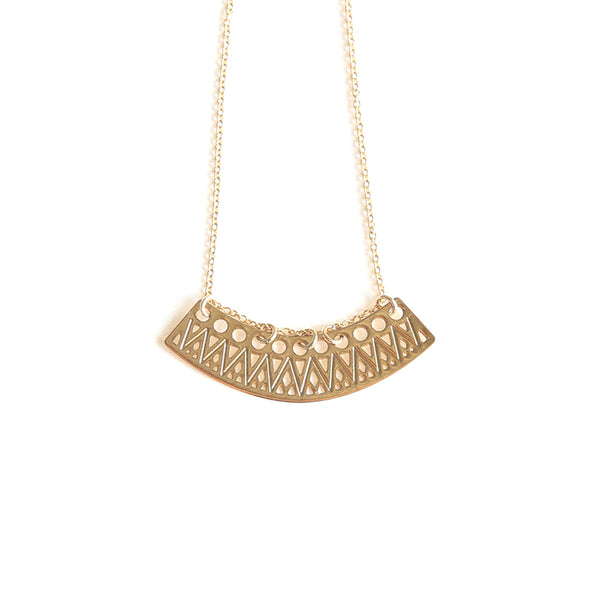 Gold Atticus Necklace
