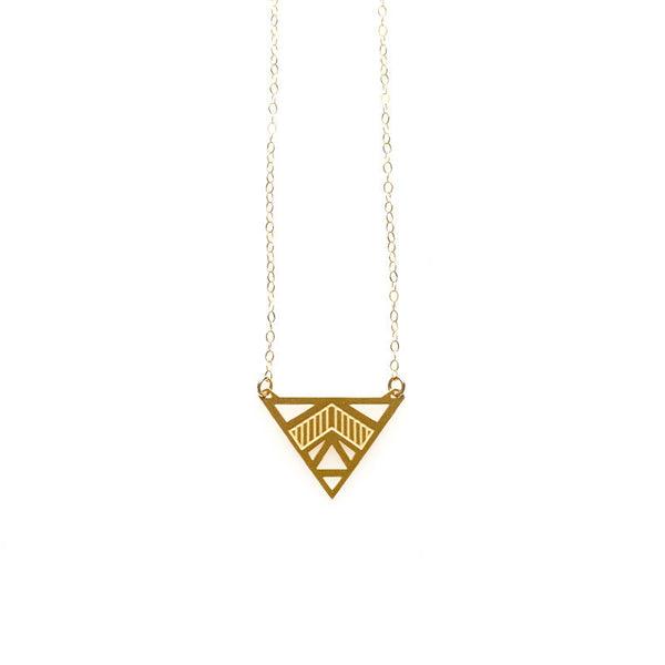 Gold Freya Necklace