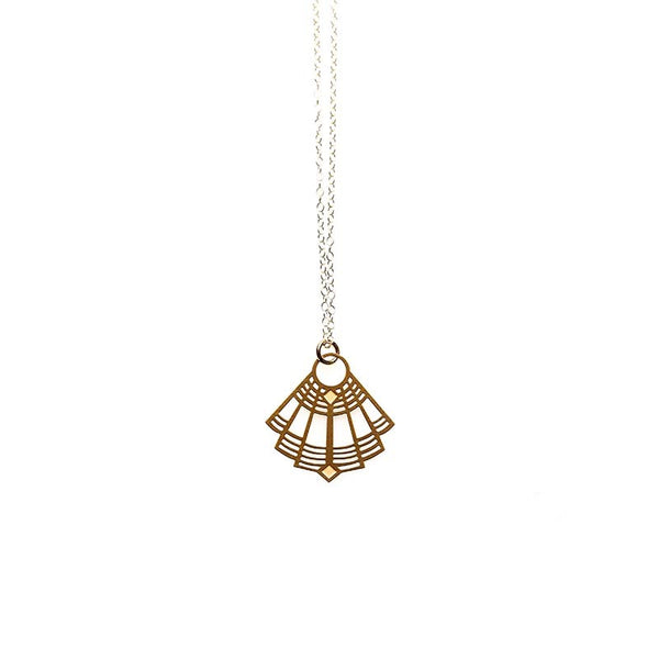 Gold Gigi Small Pendant