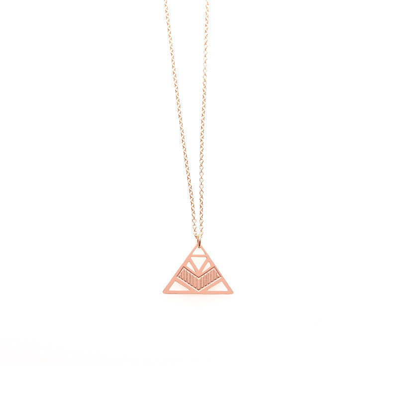 Rose Gold Eleta Pendant