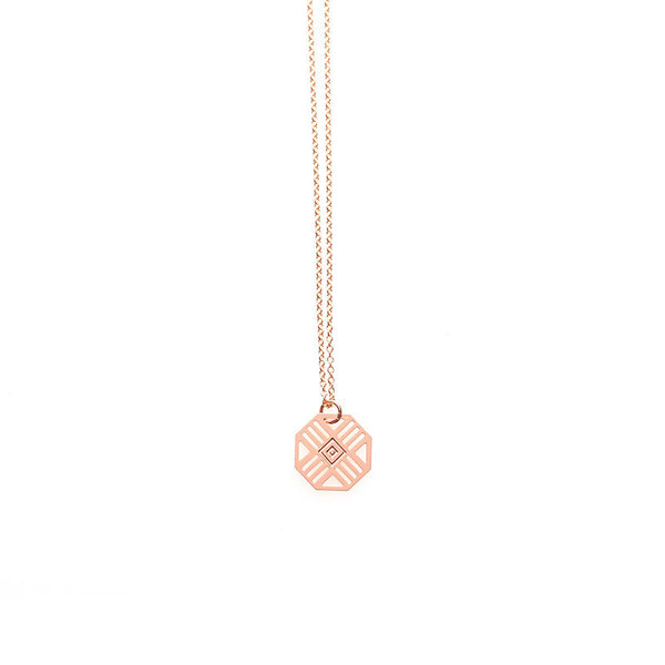 Rose Gold Zimi Pendant