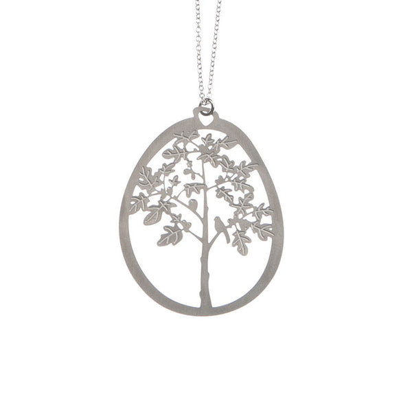 Fig Tree Large Pendant