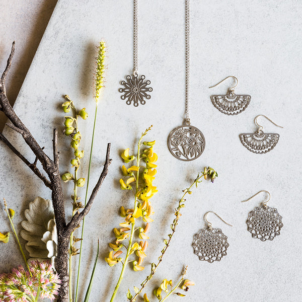 SS Wildflower Earrings