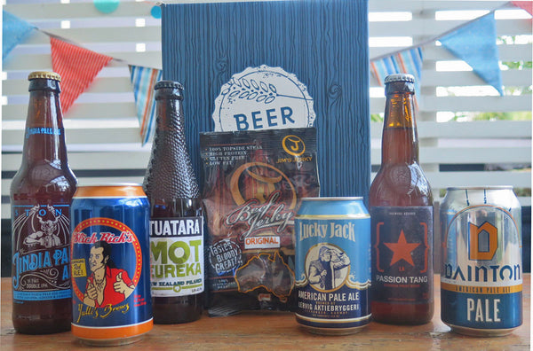 Fathers' Day Craft Beer Around The World