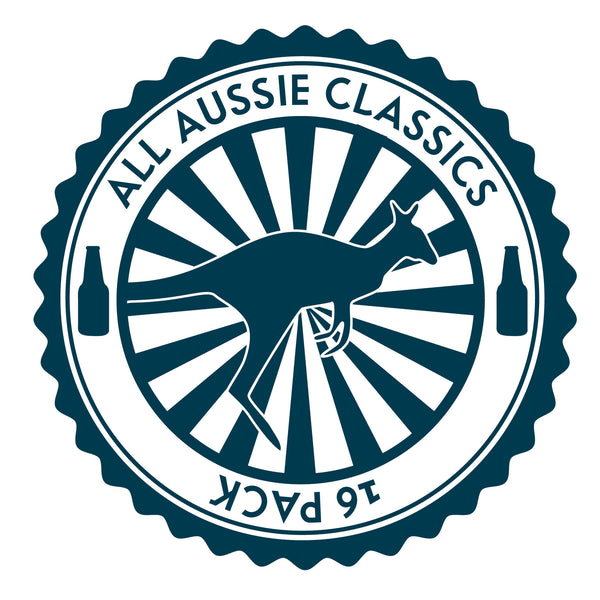 All Aussie Classics - 16 Pack