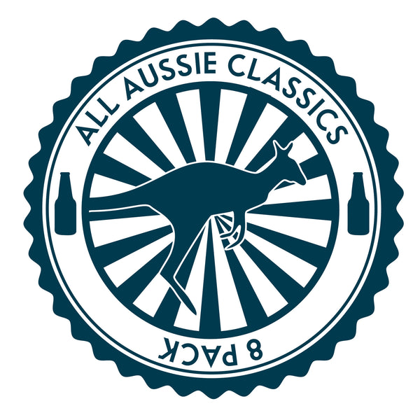 All Aussie Classics - 8 Pack